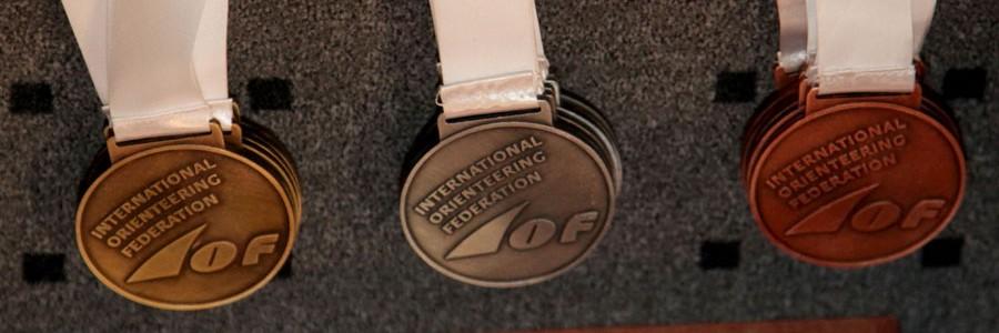 Церемония награждения победителей и призеров 4 и 5 дней соревнований
